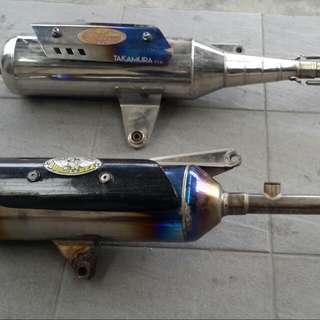 排氣管 (勁戰用