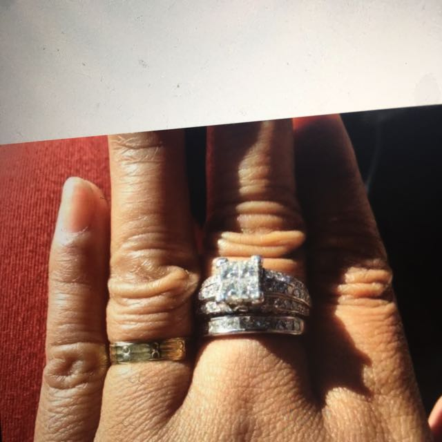 18 Carat Wedding ,engagement Ring