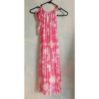 Knee-Length Summer Dress