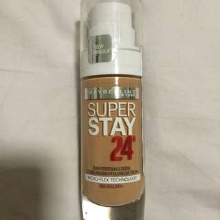 Maybelline Superstay 24HR Foundation 30 mL