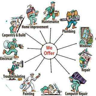 Handyman - Electrical Work,ikea Wood Work, All Thing In Your Home