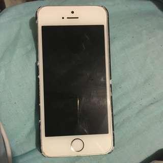 *PENDING* iPhone 5s Sliver 32gb
