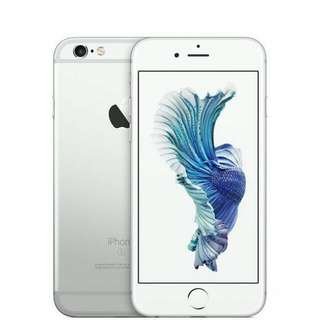iPhone 6s 64gb Silver (New & Sealed!!)
