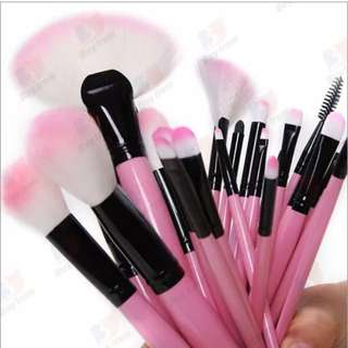 Make Up Brushes 32pcs With Bag