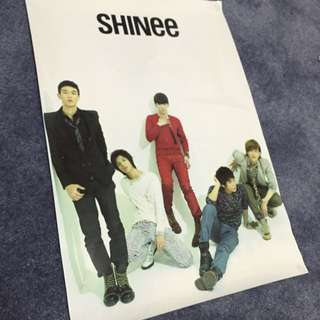 MORE SHINee and TAEMIN POSTER