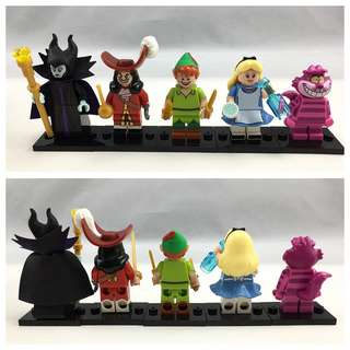 Lego disney figure