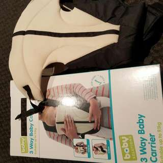 baby carrier  *new
