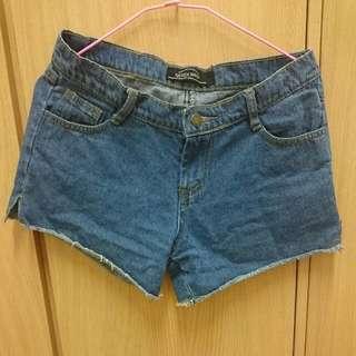 Queen Shop牛仔/丹寧短褲 Size:27