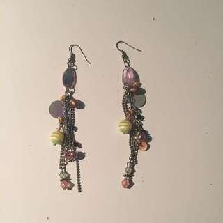 Funky Dangling Earrings