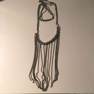 Stringy Necklace