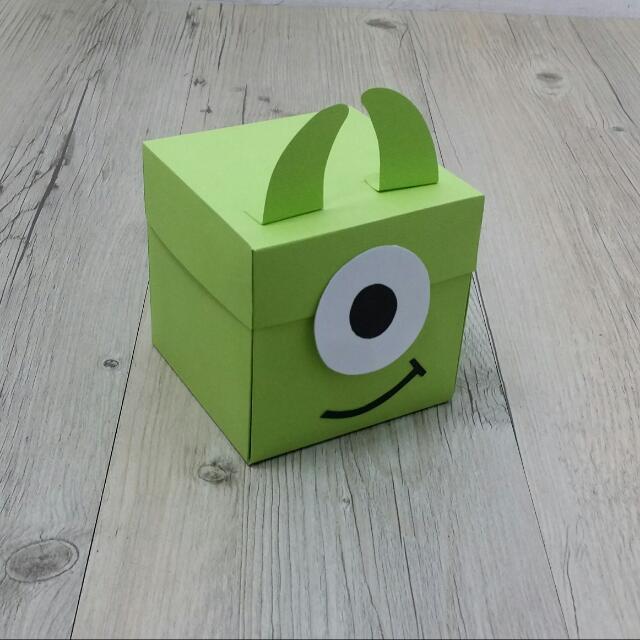大眼仔禮物盒