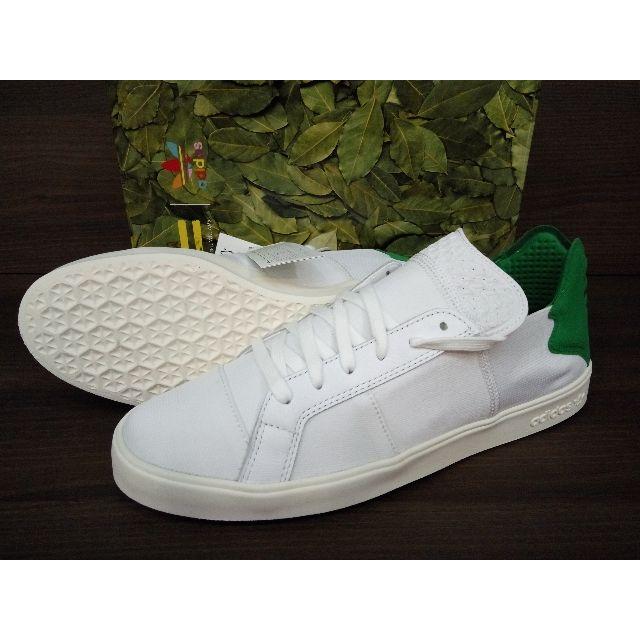 b59bcf022c399 Adidas Consortium x Pharrell Williams Elastic Lace Up