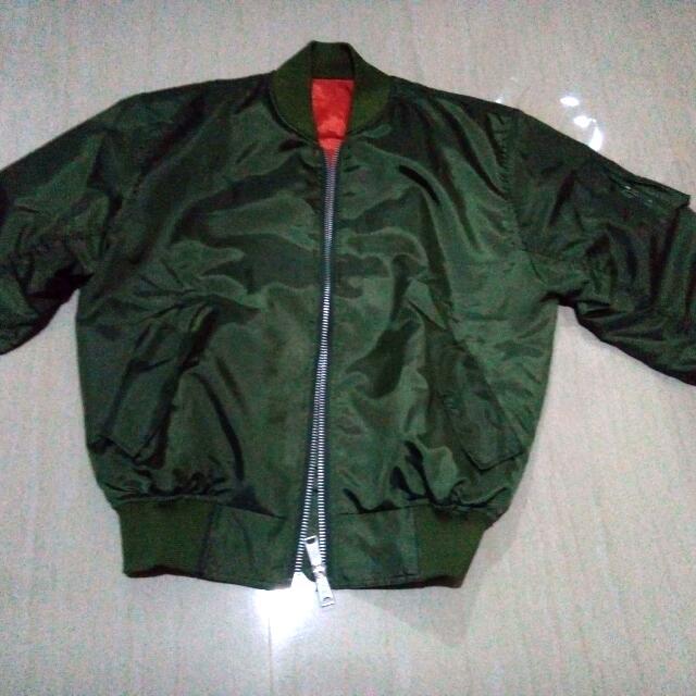 Armi Scoot Bomber Jacket