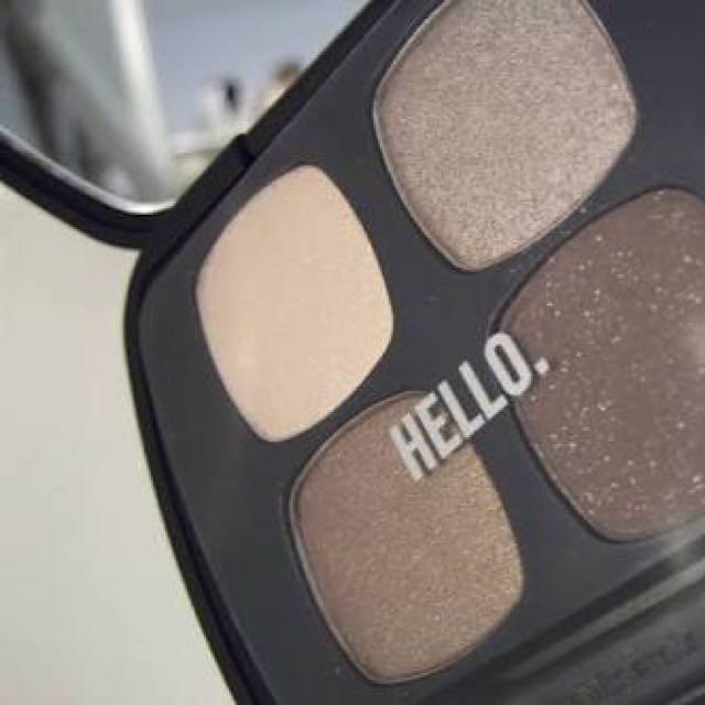BareMinerals eyeshadow 4.0 - The Truth