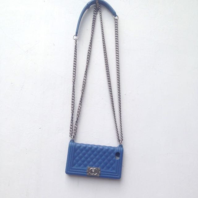 Channel Boy Bag Case (Iphone 4/4s)