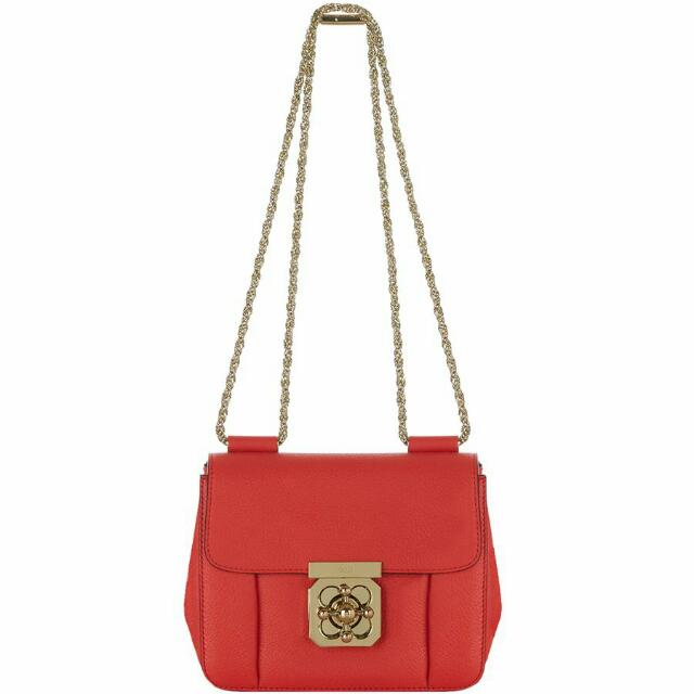 Chloe Elsie Shoulder bag Small