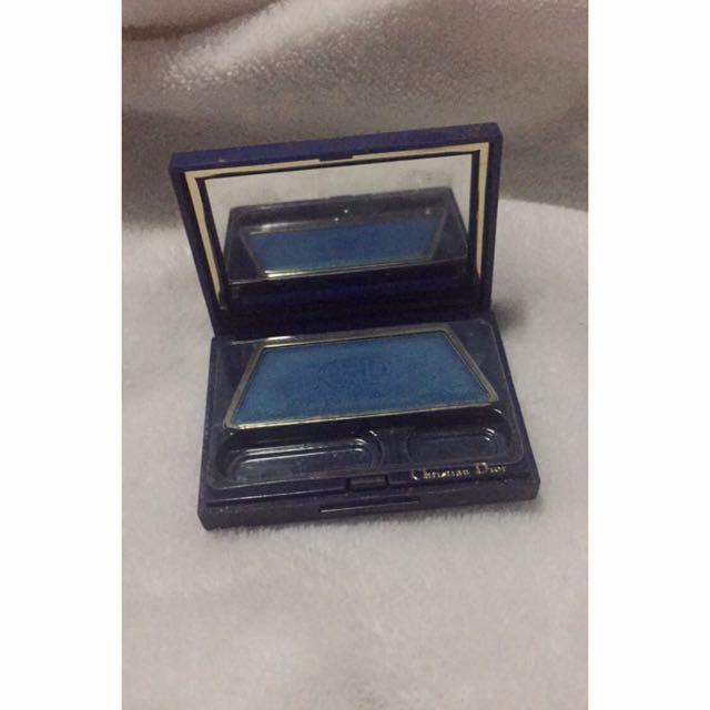 Christian Dior - 262 - Blue Shade Eyeshadow