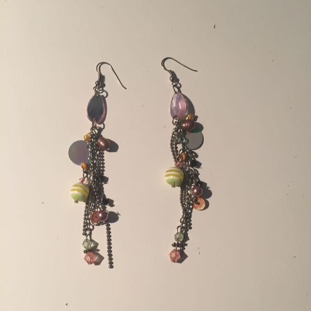 Funky Dangling Earrings