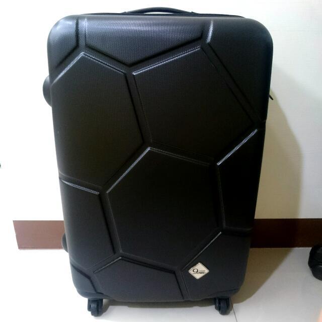 Gate 9經典世紀足球系列24吋ABS輕硬殼行李箱(保留中)