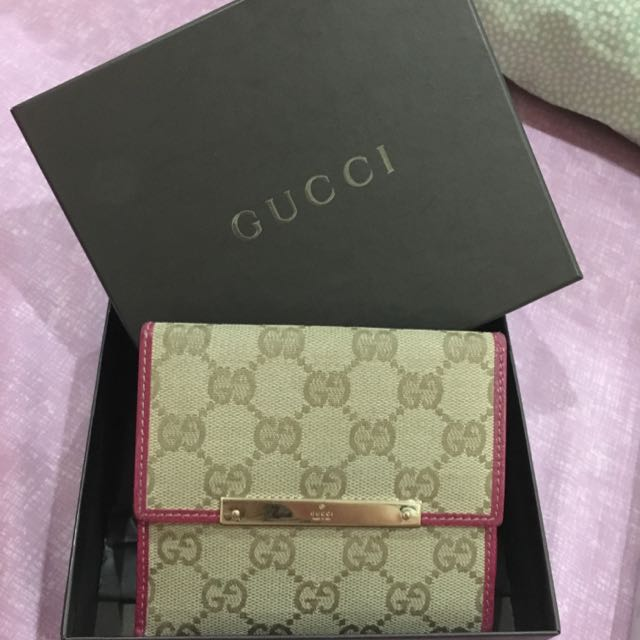 Gucci Compact Wallet