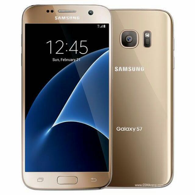 Handphone Samsung S7 Electronics On Carousell