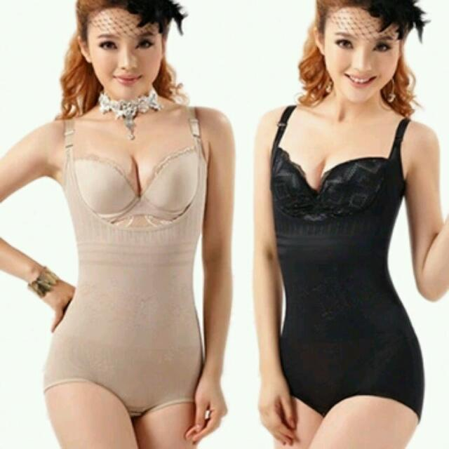 ee33122b0 Hot shapers Women Full Body Slimming Control Thin Seamless Tummy ...