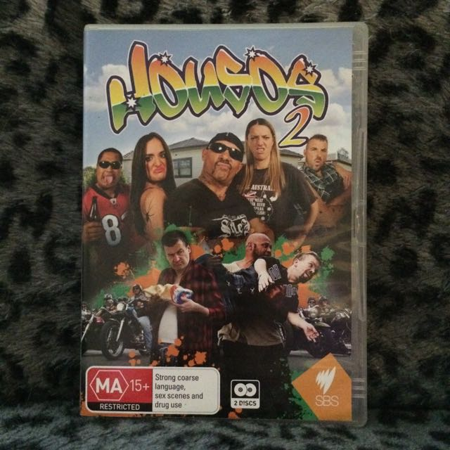 Housos Season 2 DVD