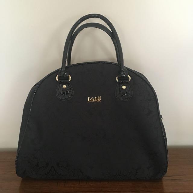 Kate Hill Overnight Bag