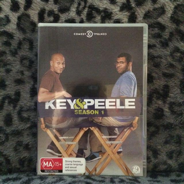 Key And Peele Season 1 DVD