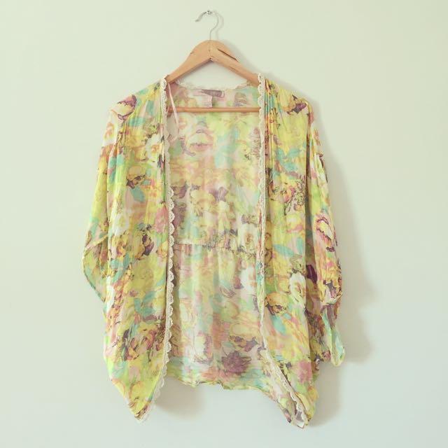 Kimono Small Forever21