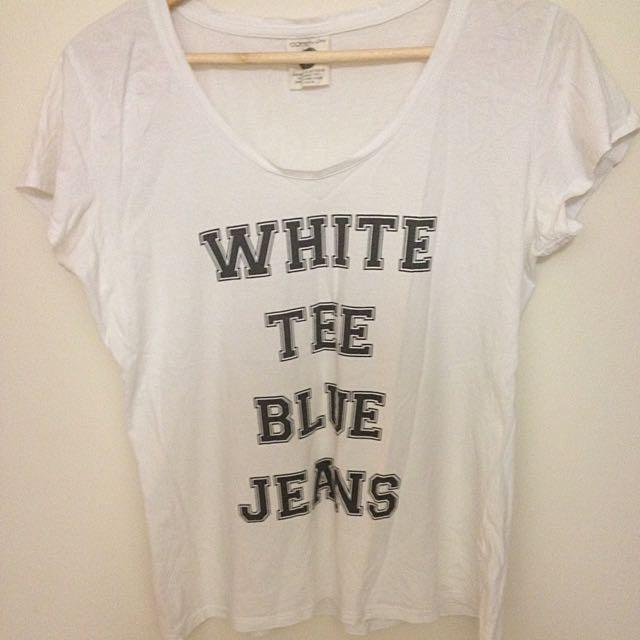L Shirt Cotton On