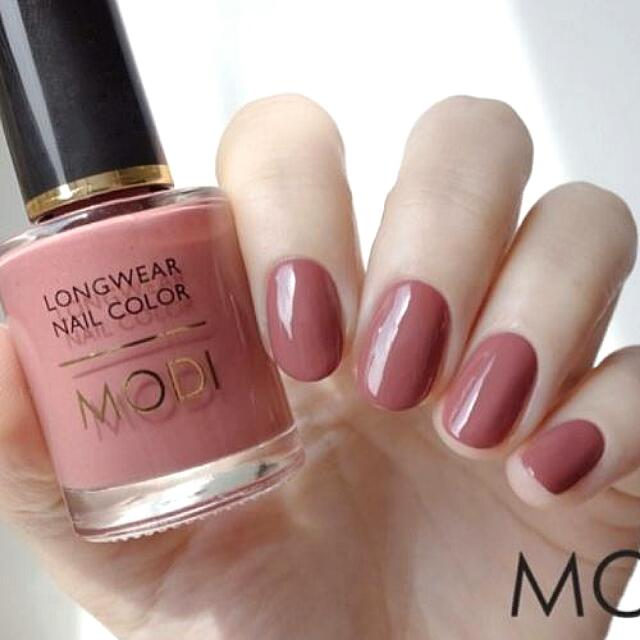 LW06 - Red Cocoa Modi Long Wear Nail Polish, Health & Beauty on ...