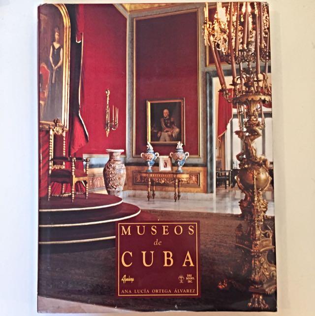 Museos De Cuba Book