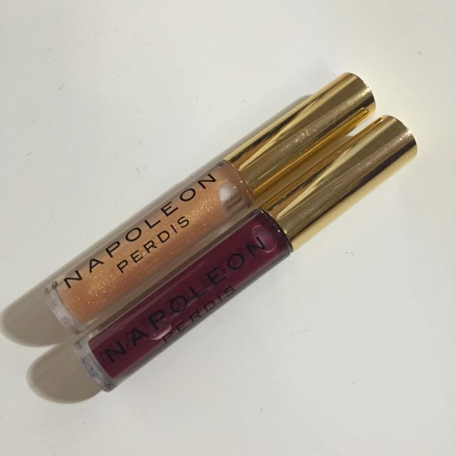 Napoleon Lip Glosses