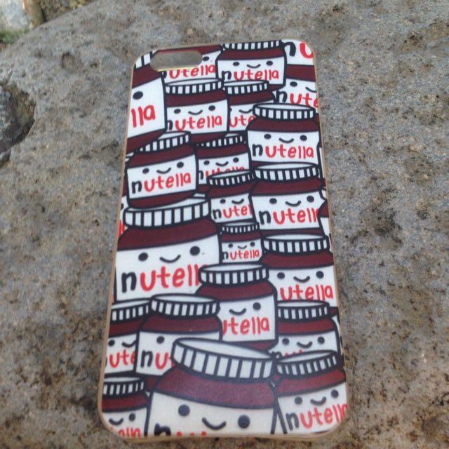 Nutella Case Ip5/5s