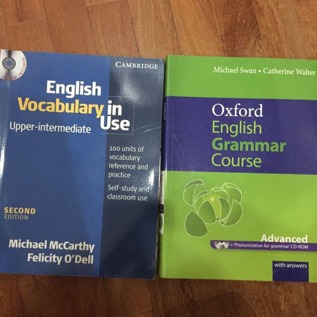 oxford english grammar course  Oxford English Grammar Course Book, Books & Stationery, Textbooks on ...