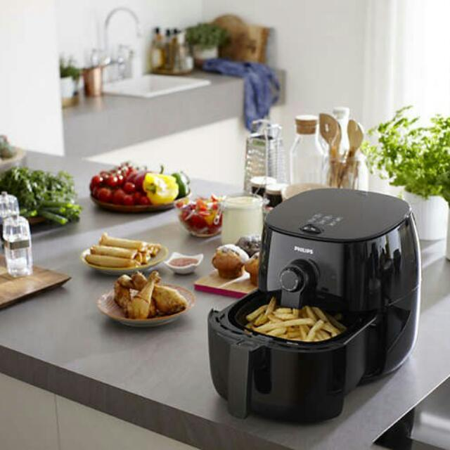 Philips Airfryer-Analog HD9621
