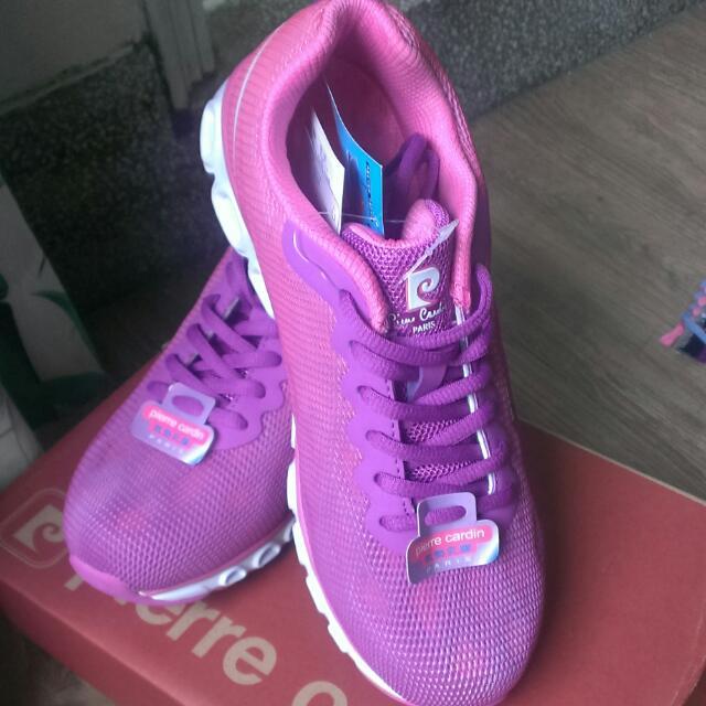 Pierre cardin 全新 運動鞋
