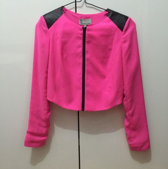 Pink Jacket BNWT
