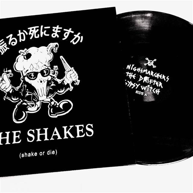 The Shakes - Shake Or Die Vinyl