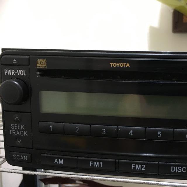 ToYoTa RAV4音響