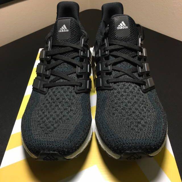 Ultra Boost Core Black 2.0