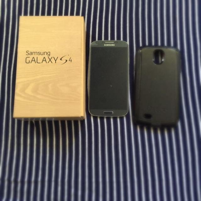 Unlocked Samsung Galaxy S4