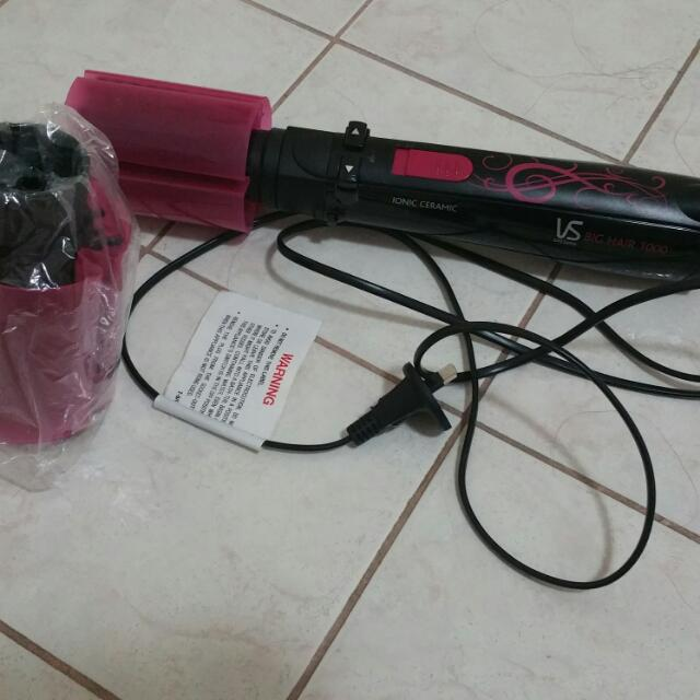 Vidal Sassoon Big Hair Styler. Used Couple Times Only.