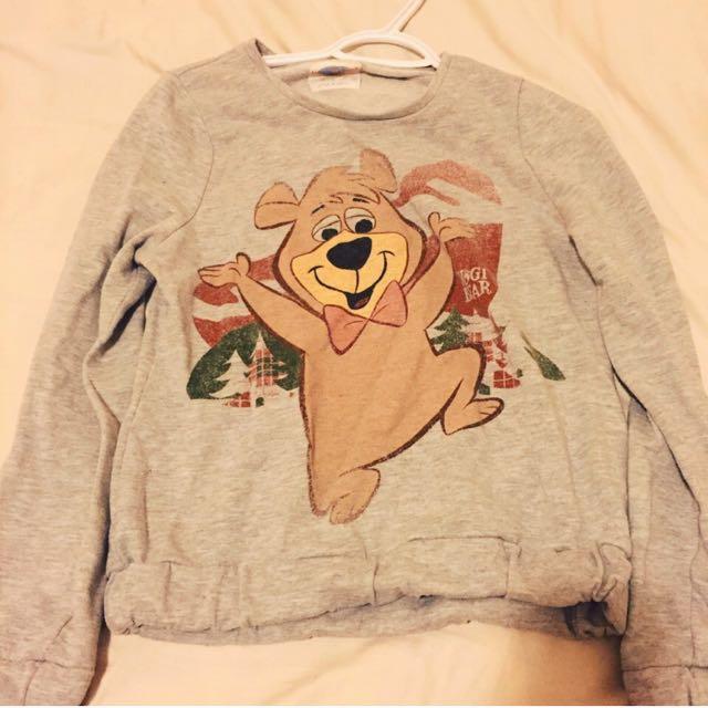 Yogi Bear Sweater