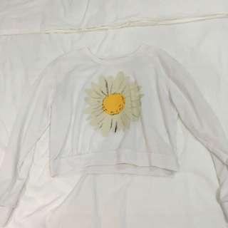 daisy pullover