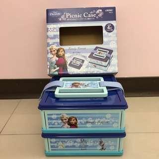 冰雪奇緣野餐盒