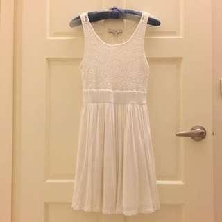 最後出清~※美國品牌※XXI布蕾絲洋裝