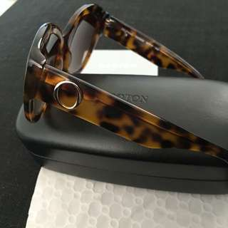 Oroton Delphin Sunglasses Near New