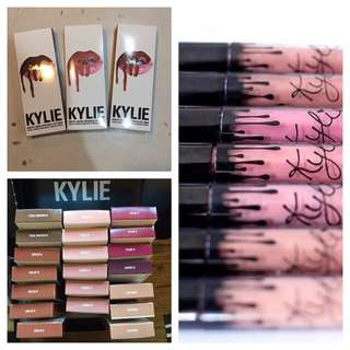 Kylie Jenner Lip kit's available Now!!